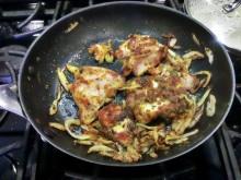 Spicy Oregano LemonChicken