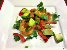Cilantro Lime Avocado ShrimpSalad