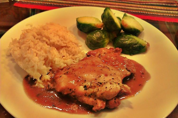 Cabernet Chicken